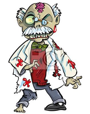 Cientifico zombi
