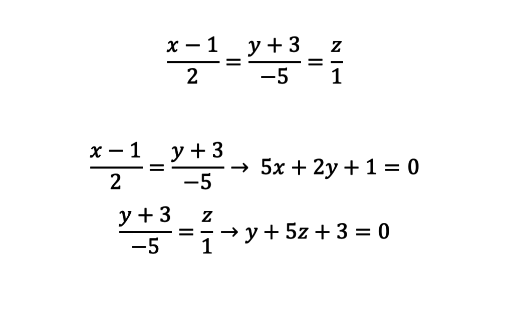 recta perpendicular 2