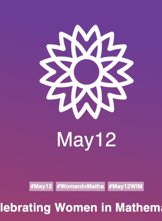 Día de la mujer matemática. 12 de Mayo.